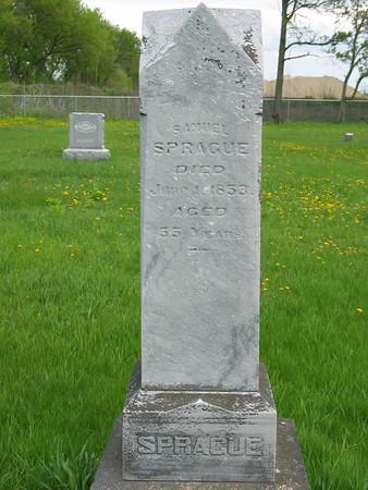 Buena Vista Cemetery, Crystal Lake