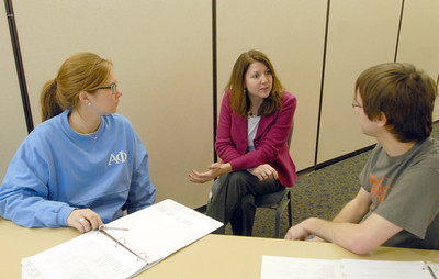 Interview Savvy Program held at Downers Grove Park District