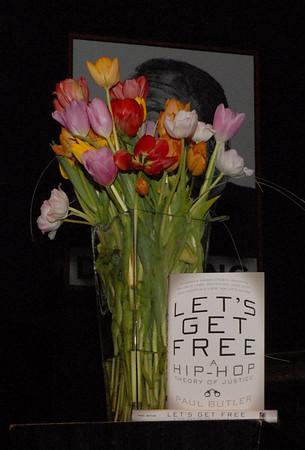 """Paul Butler's """"Let's Get Free"""" @ Busboys & Poets, May, 2009"""