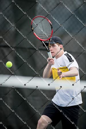 Boys' Tennis 2017