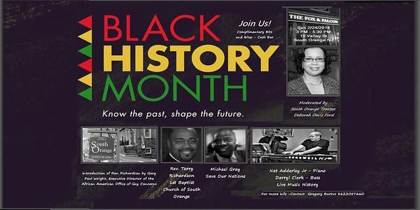 Black History Celebration wLogo