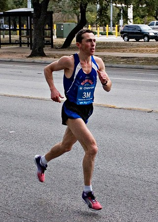 Houston Marathon, January 15 2006