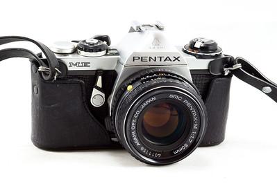 Pentax ME, 1976