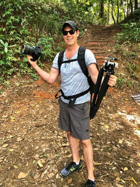 Me at Pha Dok Sieo Nature Trail