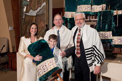 Levitt Bar Mitzvah