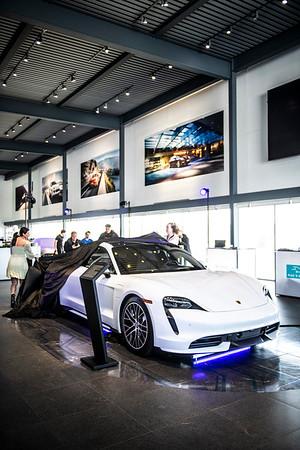 Porsche Centre Oakville Taycan Launch