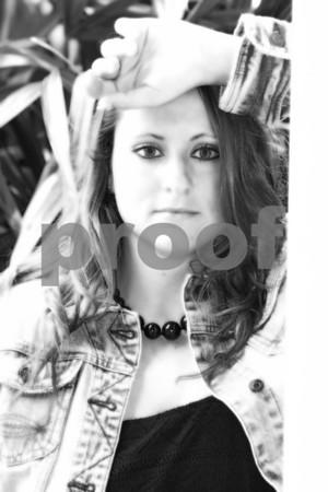 Britney N Senior Pics