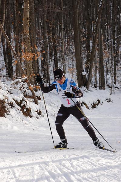 Team NordicSkiRacer Mike Muha