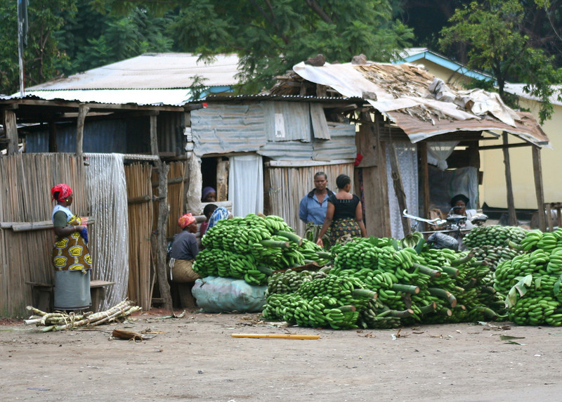 somewhere in tanzania