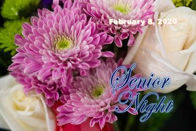 2020 Senior Night (02-08-20)