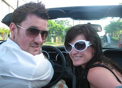 Mahalo Heidi & John 2009