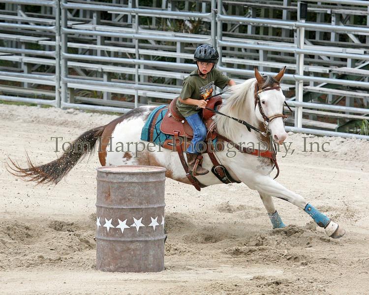 National Barrel Horse Association Event 5/24/08