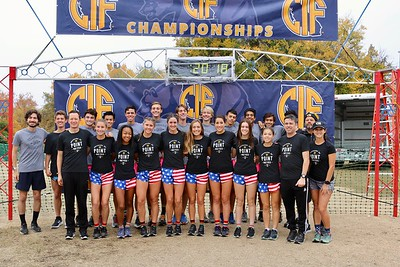 181124 CIF State Championship_PreRace and Awards