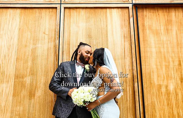 Phillip & Keana Love reception gallery