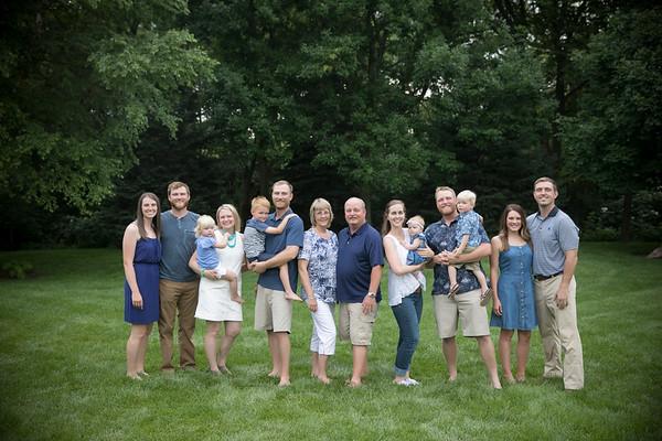 Pawloski Family 7-19
