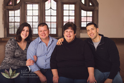 O'Shields Family - Winter 2013