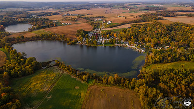 Sunset 10-10-2020 Long Lake