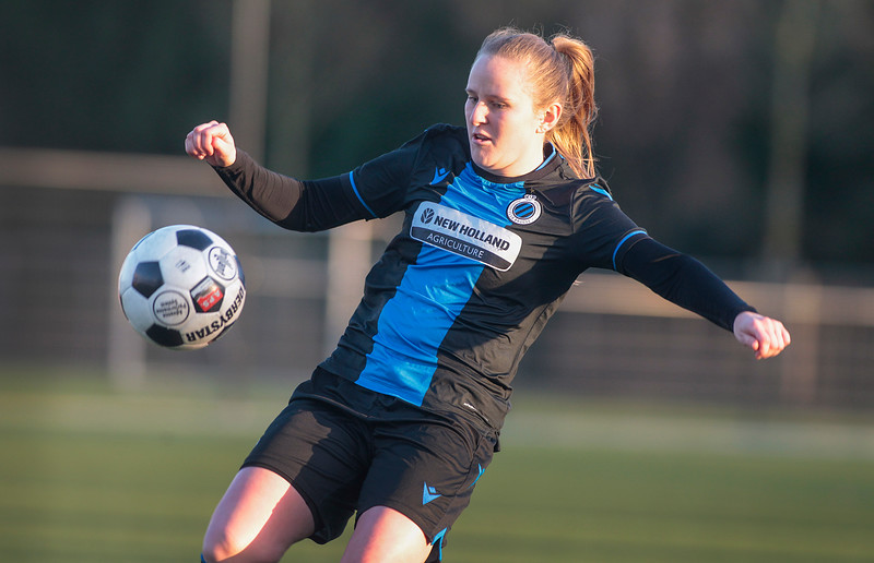 Excelsior Barendrecht - Club Brugge Vrouwen