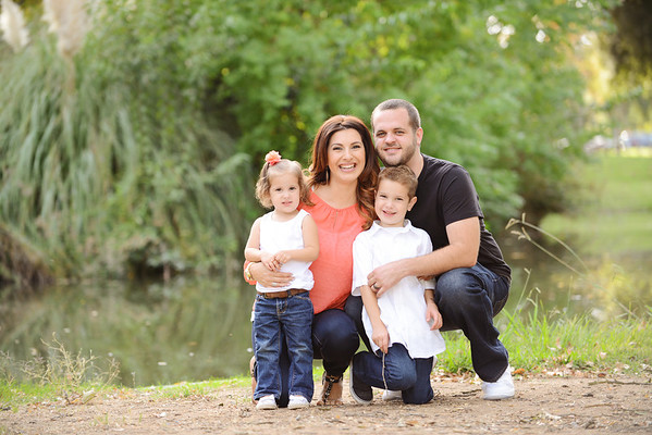 Carewe Family Portraits