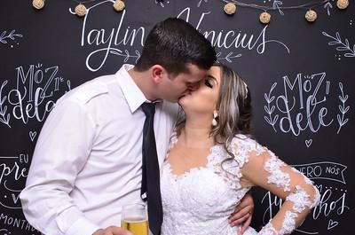 10.08.19 - Casamento Tayline e Vinicius