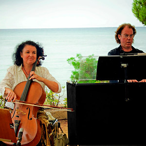 51125 Duo on piano and cello