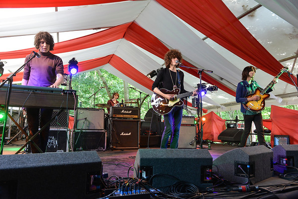 Temples perform at Latitude Festival 2013 - 21/07/13