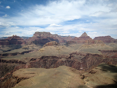 Grand Canyon National Park: May 15-16, 2007