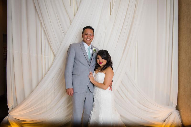 Mai and Chris - Pre Reception