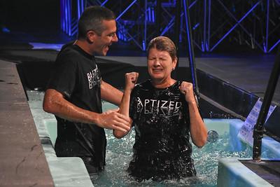 2018-07-29 - 11 a.m. Baptism Service