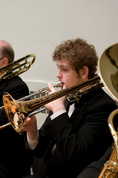 Matthew Ziegelbaum, trombone -- Hopkins Symphony Orchestra, March 2008