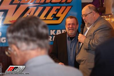 Lebanon Valley Speedway Banquet - 3/16/19 - Lucas Ballard