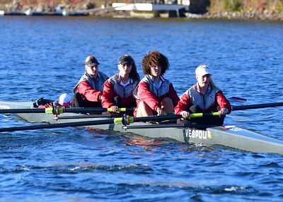 Fall Rowing