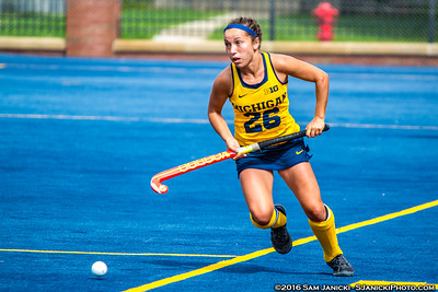 8-21-16 Michigan Field Hockey Vs Toronto EX.