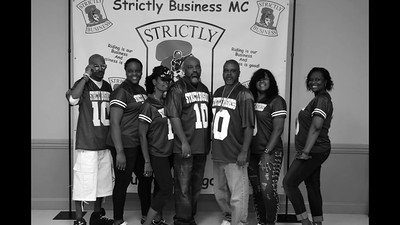 Strictly Business MC 10th Anniversary