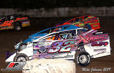 Fulton Speedway - 8/31/19 - Mike Johnson