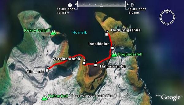Dagur 5: Rekavík og Atlaskarð