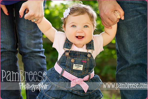 Pam Breese Outdoor Portraits