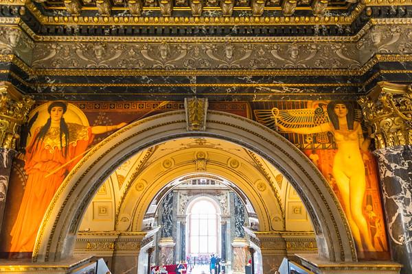 Kunsthistorisches Stairway to Klimt