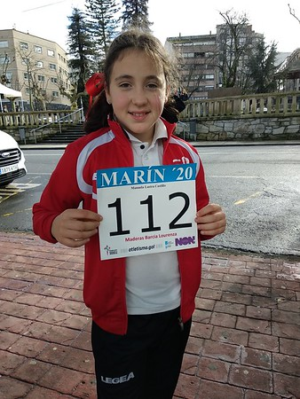 Manuela Galego Marcha ruta