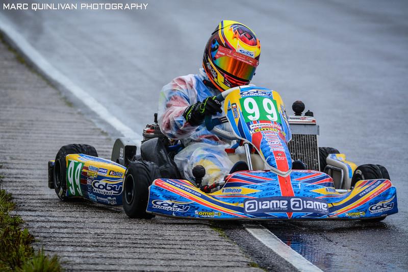 Motorsport Ireland Karting Championship 2017 - Round 8 - Cork