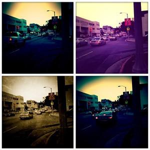 Pico Boulevard @4:45PM