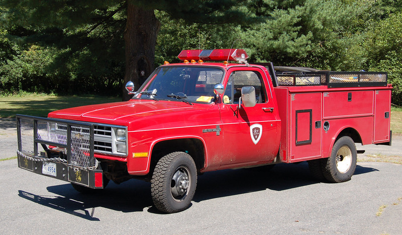 5-5  Bradley Palmer State Park 1986 Chevy Utility Body 110/250