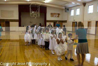 St. Bede's 1st Communion