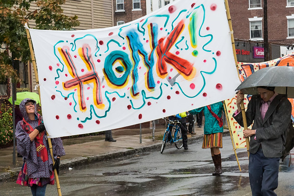 HonkFest Parade 2016