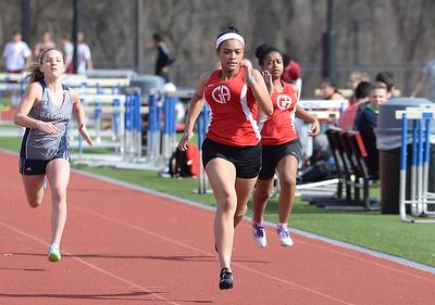 Girls' Track & Field: GA vs Agnes Irwin School