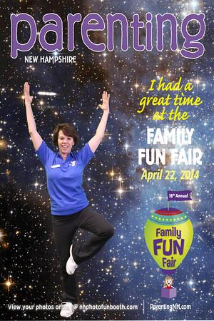 Family Fun Fair 4/26/14 @ NH Sportsplex - Bedford, NH