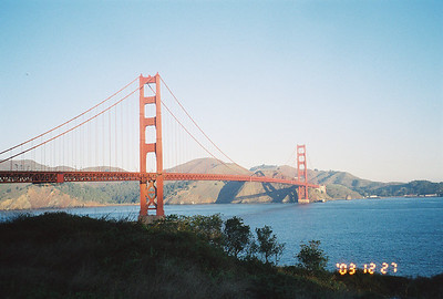San Francisco 2003
