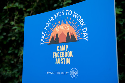 Facebook Take Your Kids to Work Day-June 2019