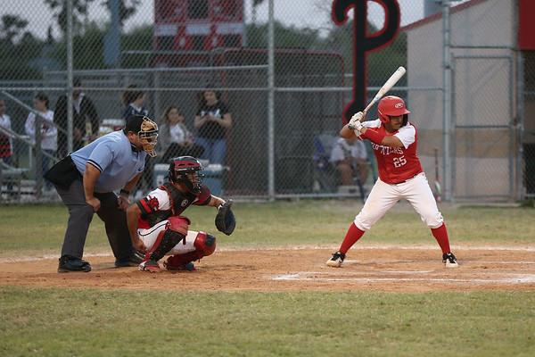 April 16th, 2019 - Baseball - Palmview vs RGC - MM