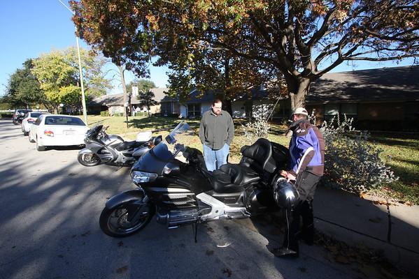 Terry Hammond Memorial Breakfast Dallas, Tx November '10